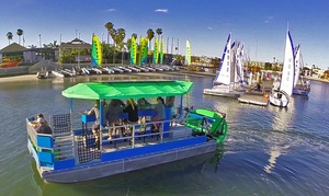 Cycle Cruisin: Custom Cycle Boat Rental for Up to 8 or Up to 15 on a Weekday or Weekend from Cycle Cruisin (Up to 50% Off)