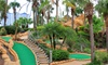 Lost Caverns Adventure Golf - Florida Center: Mini Golf with Bags of Gator Food at Lost Caverns Adventure Golf (Up to 50% Off). Four Options Available.