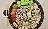 De Pijp: sushibox met 20-60 stuks