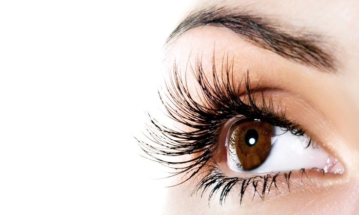 Lash Pop Studio - Village Center: One Full Set of Eyelash Extensions with Optional Two-Week Fill at Lash Pop Studio (Up to 66% Value)
