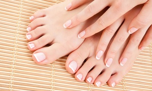 Laser Nail Therapy Clinic: Nail-Fungus Treatment for One or Both Feet at Laser Nail Therapy Clinic (Up to 73% Off)