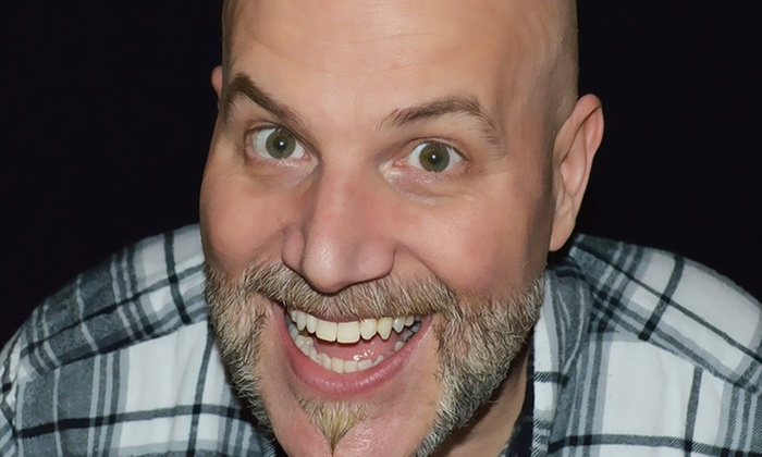 Valentine's Day with Al Goodwin - Comedy Works South at The Landmark: Valentine's Day with Al Goodwin on February 14 at 7:30 p.m.