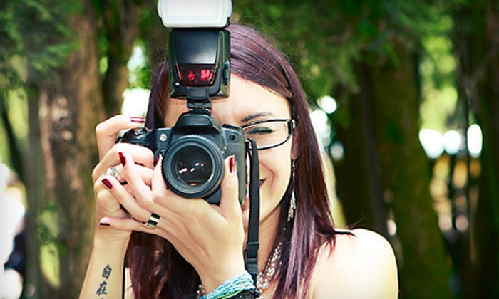 Buess Media - Cleveland: One Online Photo-Editing Class or One or Three Onsite-Photography-Class Packages from Buess Media (Up to 64% Off)