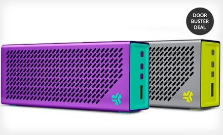 JLab Crasher Portable Bluetooth Speaker. Multiple Colors Available. Free Returns.
