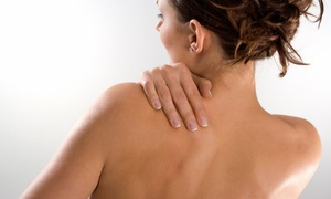 Garner Chiropractic: Consult, Exam, Adjustments, and Cold-Laser Therapy at Garner Chiropractic (Up to 76% Off). Two Options Available.