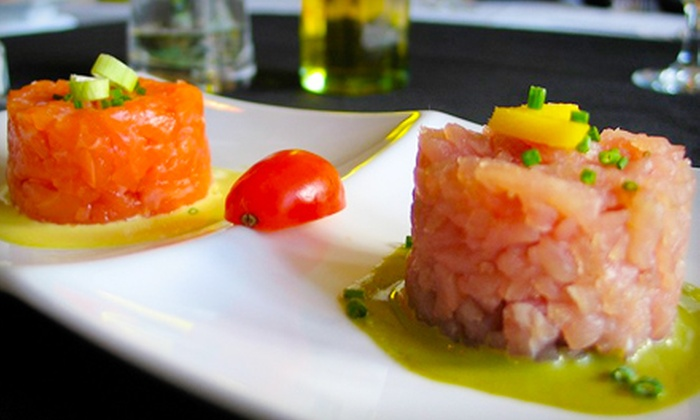 The Brasserie  - Fairfield: $15 for $30 Worth of Bistro Fare and Tapas at The Brasserie
