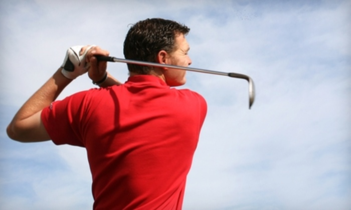 Mr. Golf - De Pere: $9 for Two Extra-Large Buckets of Range Balls ($18 Value) at Mr. Golf