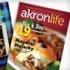 "$9 for One Year of ""Akron Life Magazine"""