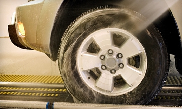 Full Circle Autowash - Multiple Locations: $29 for 90 Days of Unlimited Regular Washes at Full Circle Autowash ($129 Value)