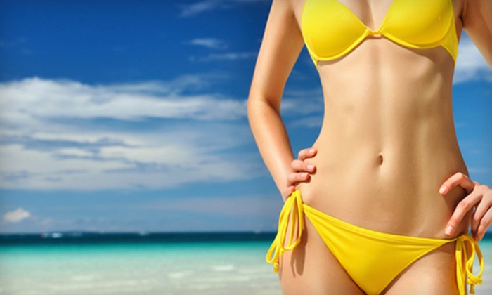 The Sweet Spot - McShann Estates: One or Three Brazilian or Bikini-Area Sugaring Hair-Removal Treatments at The Sweet Spot (Up to 62% Off)