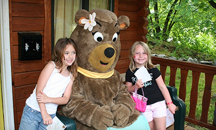 Yogi Bear's Jellystone Park in Hagerstown - Historic City Park: $95 for Two Nights of Camping for Up to Four at Yogi Bear's Jellystone Park in Hagerstown (Up to $204 Value)