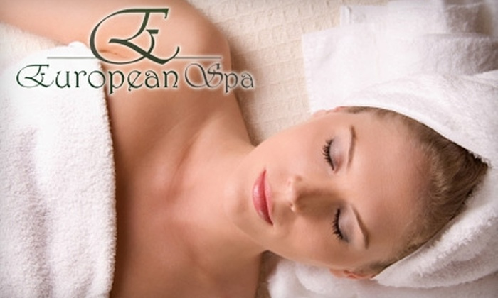 European Spa - Terra Losa: $59 for Anti-Fatigue Experience at European Spa ($129 Value)