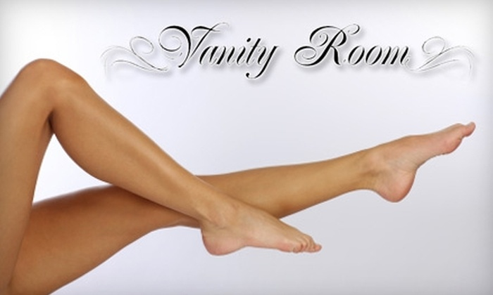 Vanity Room Waxing Boutique - Cultural District: $25 for $50 Worth of Waxing Services at Vanity Room Waxing Boutique
