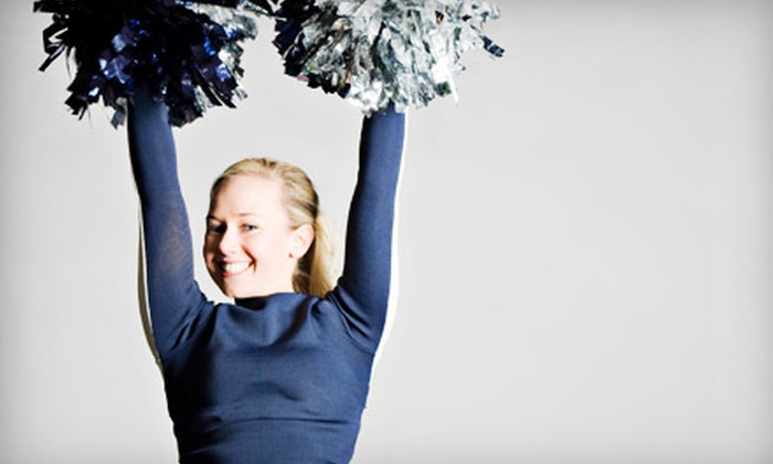 Cobalt Cheer - Sandy: One or Two Months of Kid, Teen, or Adult Tumbling or Cheer Classes at Cobalt Cheer in Sandy (Up to 76% Off)