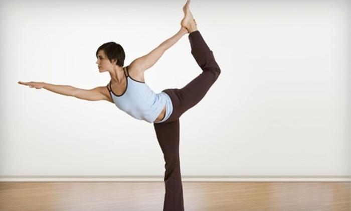 Bikram Yoga Maple Shade - Maple Shade: $25 for Five Classes at Bikram Yoga Maple Shade (Up to $85 Value)