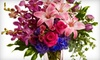 Conner Park Florist - Multiple Locations: $20 for $45 Worth of Fresh Flowers and Plants at Conner Park Florist