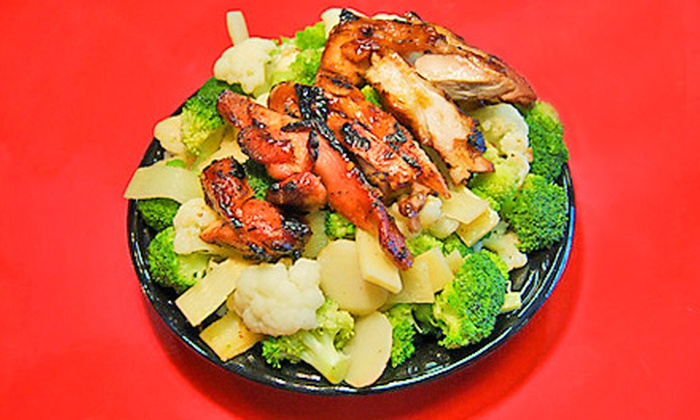 Maui Teriyaki - Gainesville: Casual Hawaiian Fare for Lunch or Dinner at Maui Teriyaki