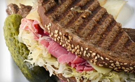 $10 Groupon to Gee Willikers New York Style Deli - Gee Willikers New York Style Deli in Columbus