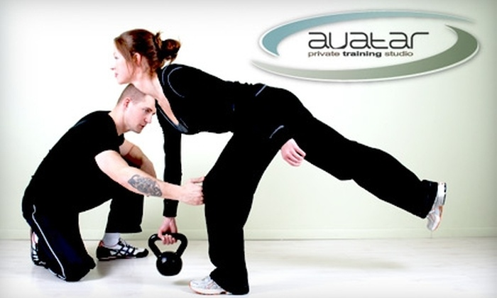 Avatar Private Training Studio - North Loop: $40 for a $150 Gift Certificate and Free Fitness Consultation at Avatar Private Training Studio (Up to $300 Value)