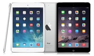 "Apple iPad mini 2 16GB WiFi + 4G LTE Tablet (GSM Unlocked): Apple iPad mini 2 16GB WiFi + 4G LTE Tablet with 7.9"" Retina Display (GSM Unlocked) (Refurbished)"