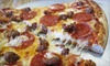 Red Rock Pizza - Summerlin: $12 for $25 Worth of Gourmet Pizza, Wings, and Italian Fare at Red Rock Pizza