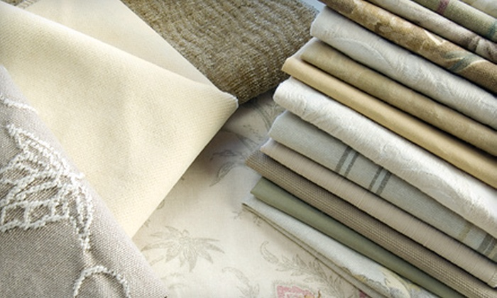 Off the Bolt and Digiacomo Upholstery - Warner Center: Fabric or Upholstery and Drapery Services at Off the Bolt and Digiacomo Upholstery