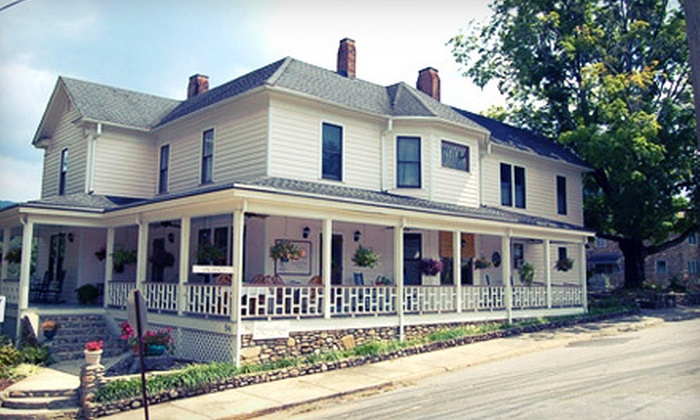 Herren House - Waynesville, NC: $129 for a Two-Night Stay for Two in a Queen or King Room at Herren House in Waynesville (Up to $278 Value)