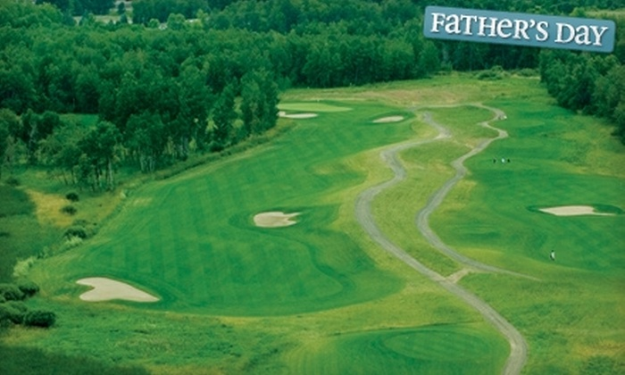 Victory Links Golf Course - Blaine: $28 for 18 Holes of Golf, Large Bucket of Range Balls, and 18-Hole Putting Round at Victory Links Golf Course in Blaine (Up to $57.25 Value)