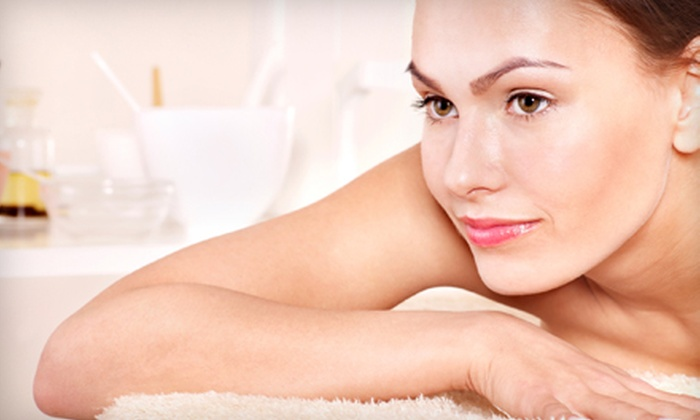 Serenity Spa - Snyderville: $55 for a Signature Facial or Massage at Serenity Spa in Park City ($120 Value)