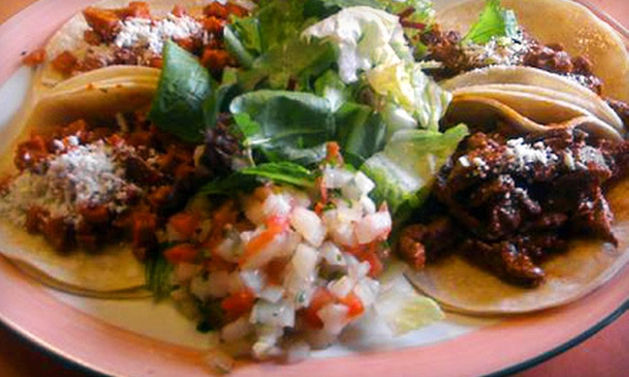 Coyote Flaco - Behind the Rocks: $8 for $16 Worth of Mexican Fare and Drinks at Coyote Flaco