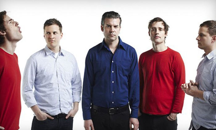 Battles - Downtown Scottsdale: $11 for One Ticket to See Battles at The Venue Scottsdale on October 18 at 8 p.m. (Up to $22 Value)