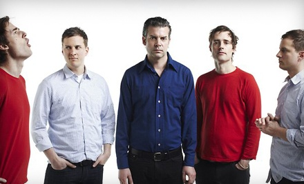 Battles at The Venue Scottsdale on Tue., Oct. 18 at 8PM: General Admission - Battles in Scottsdale