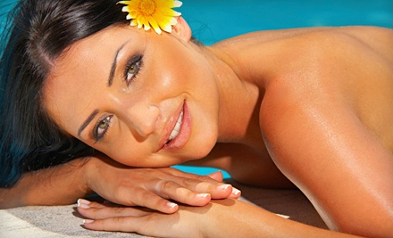1 Airbrush Spray Tan (a $25 value) - Family Tans, Inc. in Indianapolis