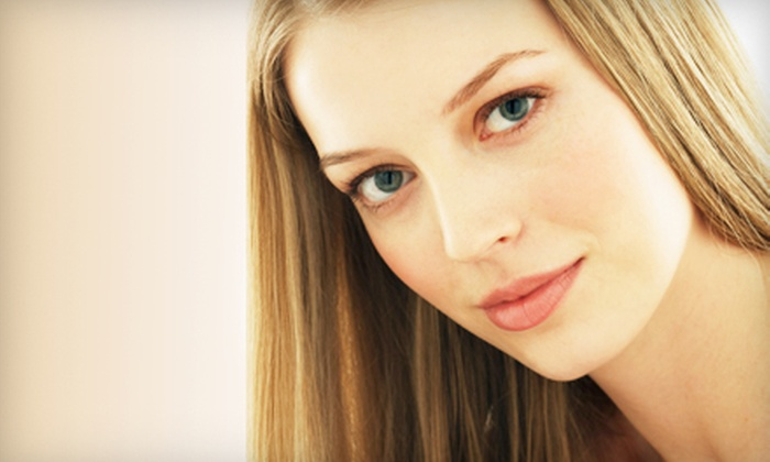 Magnolias Salon & Spa - Shelbyville: Conditioning Package or Color and Conditioning Package at Magnolias Salon & Spa
