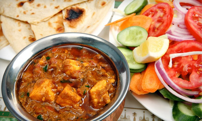 Himalaya - Himalaya: $8 for $16 Worth of Nepalese, Indian, and Tibetan Fare at Himalaya