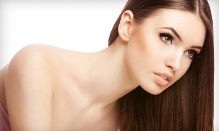Peter Louis Salon - Manhattan: $199 for a Cashmere Luminance Hair-Smoothing Treatment at Peter Louis Salon (Up to $650 Value)