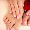Up to 61% Off Mani-Pedi at Velvet Wax Spa