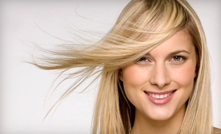 Scruples Hair Design: Women's Cut, Shampoo, and Style - Scruples Hair Design in Kelowna