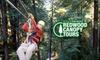 Mount Hermon Redwood Canopy Tours - Santa Cruz: $39 for a Two-Hour Zipline Tour at Mount Hermon Redwood Canopy Tours ($80 Value)