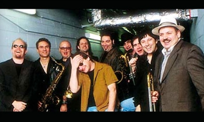 Bourbon Street's The Ballroom - Downtown: $18 for One Ticket to Southside Johnny and the Asbury Jukes at Bourbon Street's The Ballroom ($37.50 Value)