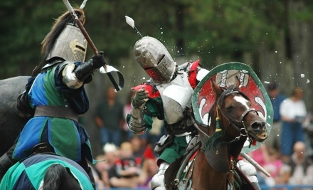 Good for 2 Adult Tickets to King Richard's Faire (up to a $58 value) - King Richard's Faire in Carver