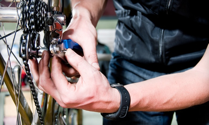 This Bike Life - Spokane: A.T.D Tune-Up for One or Two Bikes at This Bike Life (Up to 63% Off)