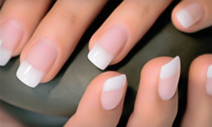 Allure Hair Salon - Lubbock: $10 for Manicure at Allure Hair Salon ($25 Value)