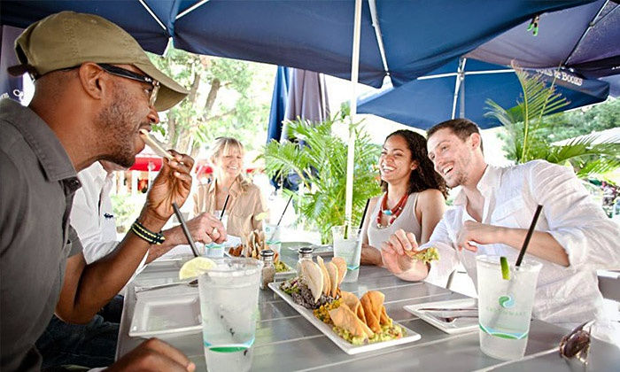 Miami Food Tours - Multiple Locations: $59 for a Three-Hour South Beach Food Tour for Two from Miami Food Tours ($106 Value)