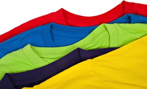 Taylor Shirt Shak: $25 for $50 Worth of Services at Taylor Shirt Shak