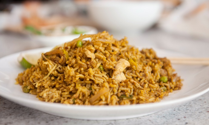 Gourmet House Restaurant - Blackstone: $25 for $50 Worth of Pan-Asian Food and Drinks at Gourmet House Restaurant
