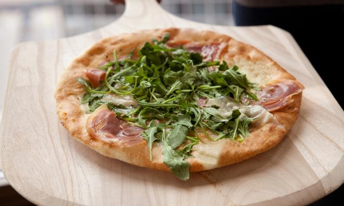 Pizzeria La Gitana - Downtown: $20 for Two Groupons, Each Good for $20 Worth of  Pizza at Pizzeria La Gitana ($40 Total Value)