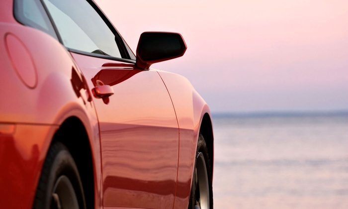 Tint World - Boynton Beach: Detailing Plus $100 Off Ultimate Tint Package (Up to 50% Off). Four Options.