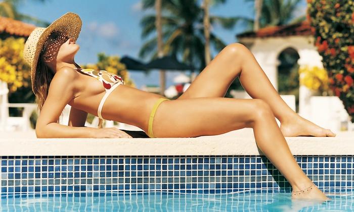Sun Kissed Spray Tan Salon - McAllen: One VersaSpa Spray Tan at Sun Kissed Spray Tanning Salon (Up to 50% Off)