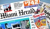 """Miami Herald: $9 for 6-Month Sunday Home Delivery to the """"Miami Herald"""" ($40.07 Value)"""